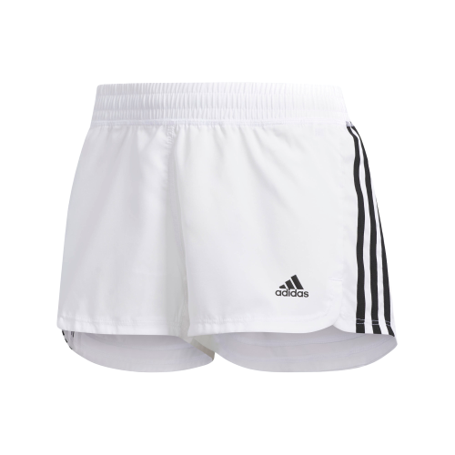 Adidas Women Training Pacer 3-Stripes Woven Shorts - DU3508