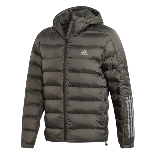 Adidas Men's Lifestyle Ttavic 3 - Stripes 2.0 Winter Jacket -  DZ1410