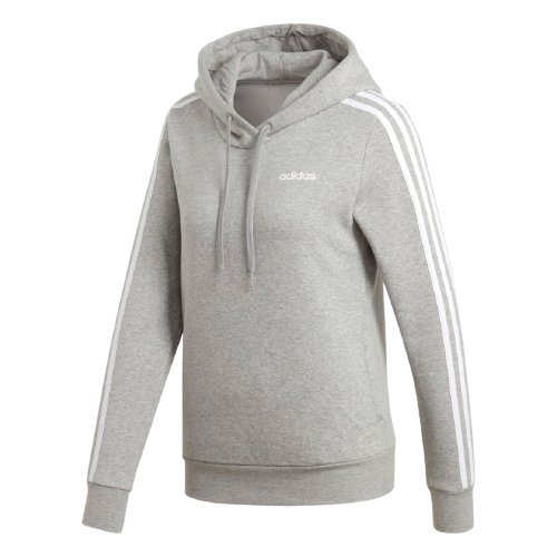 Adidas Women's Essentials 3-Stripes Hoodie - EI0709