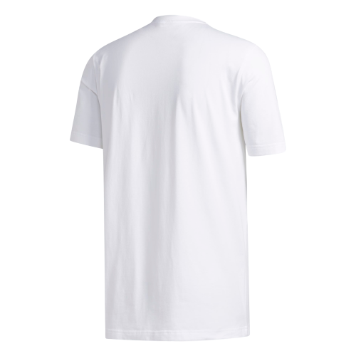 Adidas Men's Basketball 3-Stripes Hoops t-Shirts - GE4503
