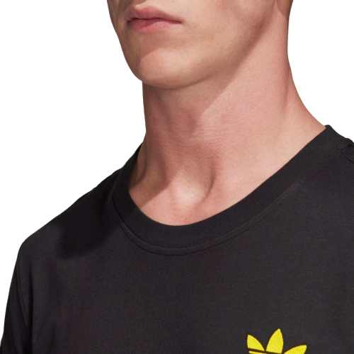 Adidas Men's Originals Shattered Embroidered Tee - FM3341
