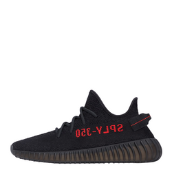 Adidas Men's Yeezy Boost 350 V2 Black Red - CP9652