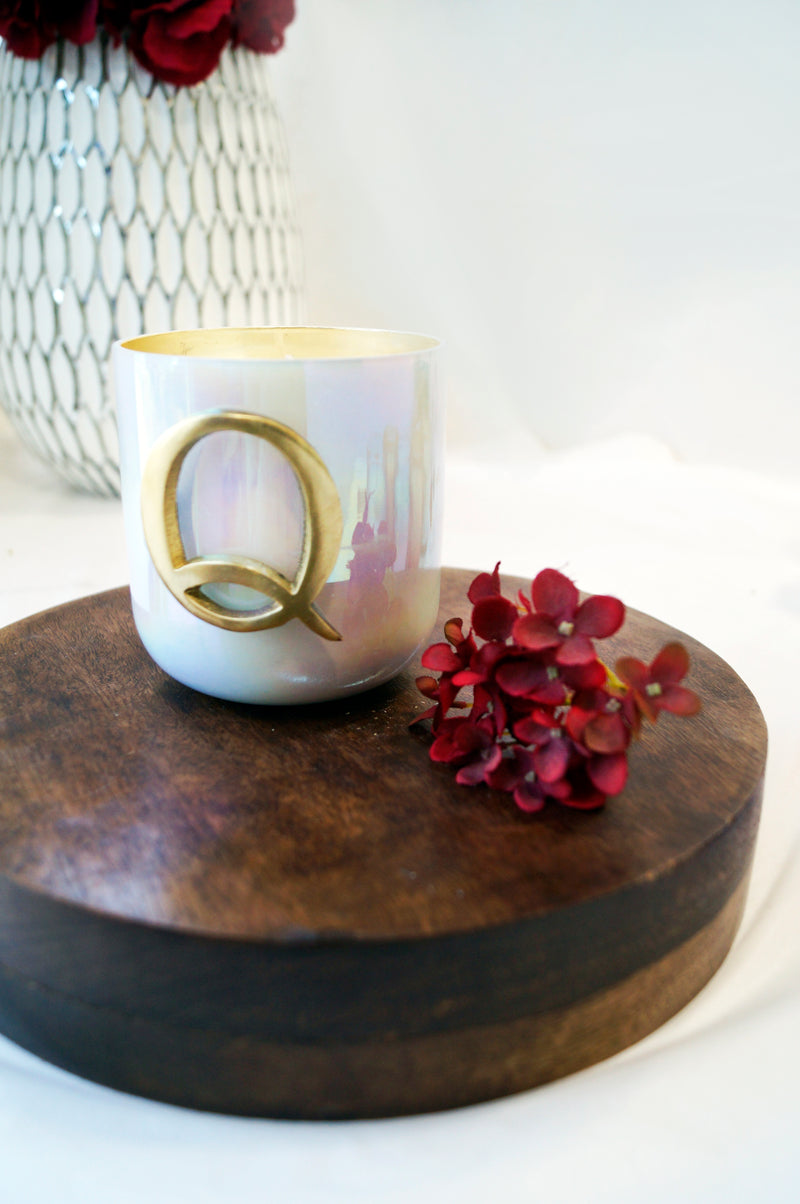 Initial Q | Scented Candle