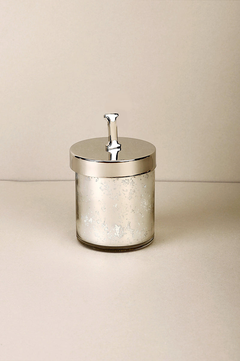 Initial Lid I | Scented Candle