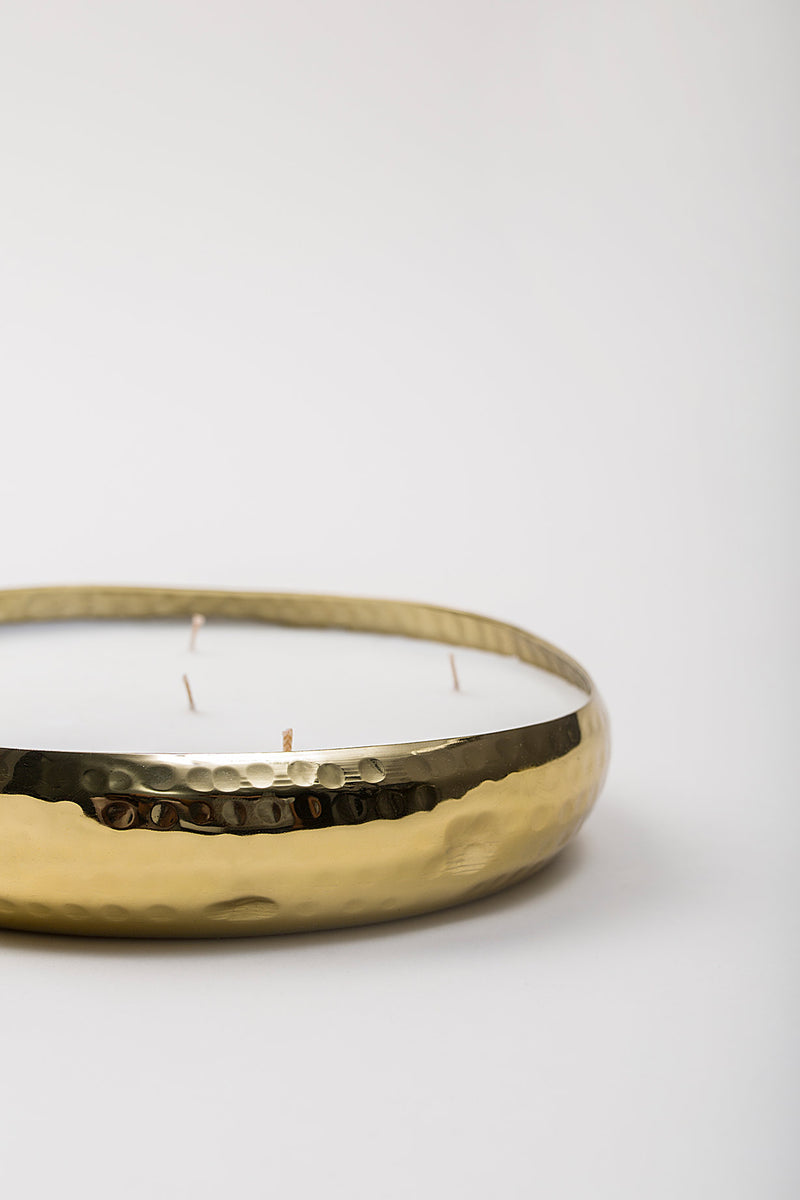 Infinity Tray | Gold | scented candle