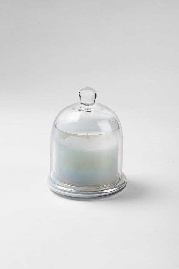 Lustre Bell Jar | White Pearl | scented candle