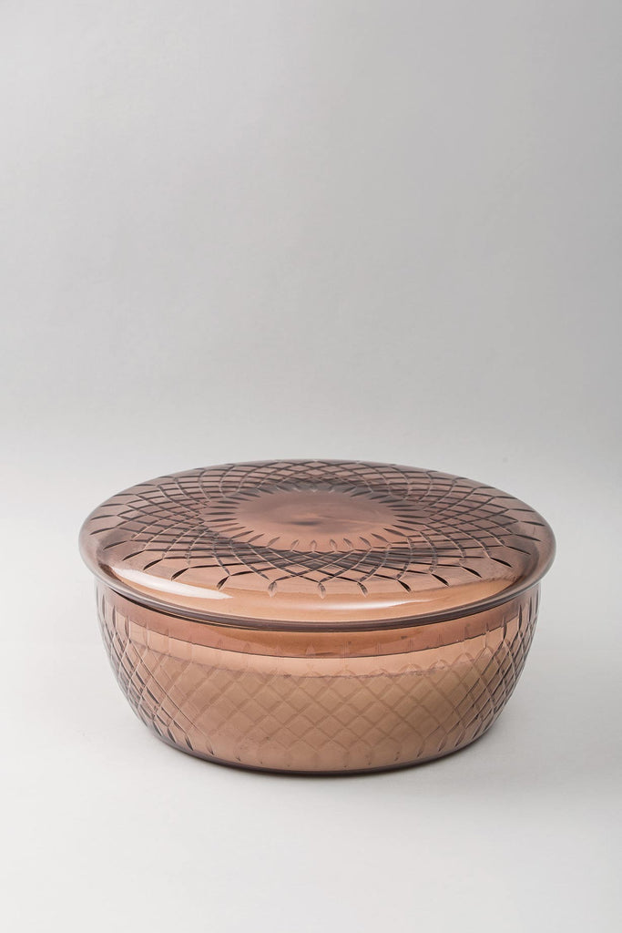 Royal Lid Bowl | Onyx | scented candle