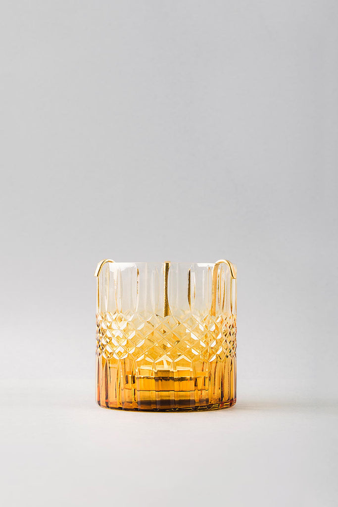Royal Cut - Glass Hurricane | Amber