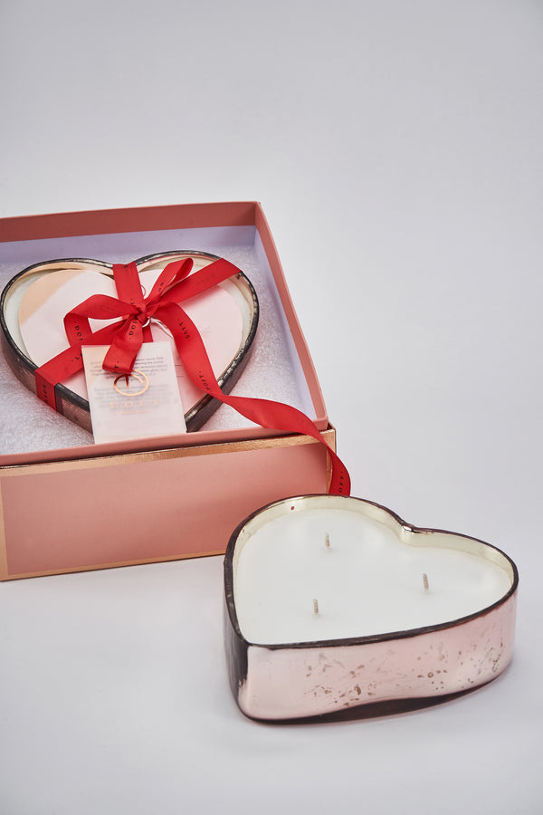 Rose Gold Sweetheart | Scented Candle