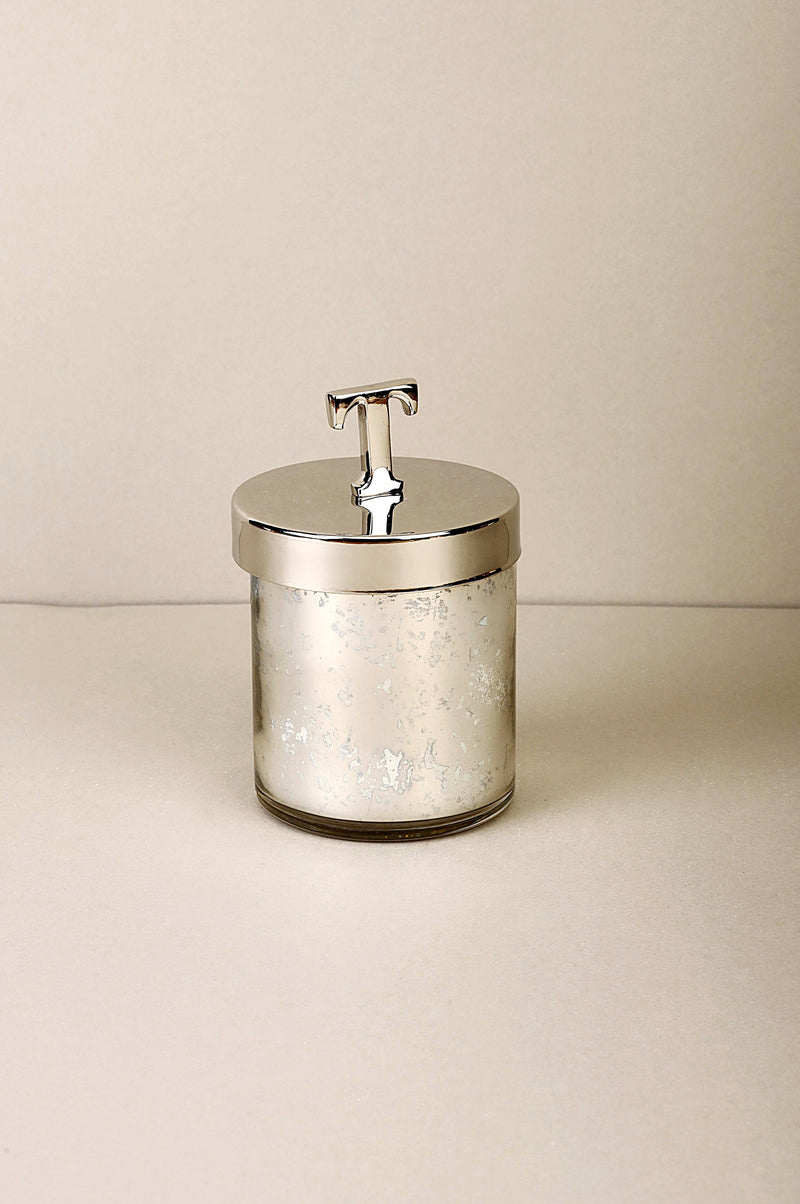 Initial Lid T | Scented Candle