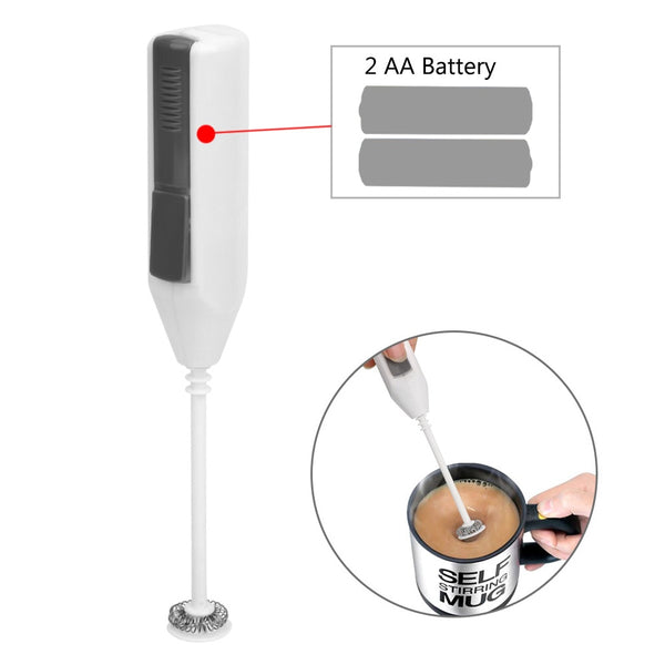 Portable Milk Frother