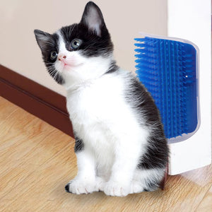 Corner Pet Brush/Scratcher