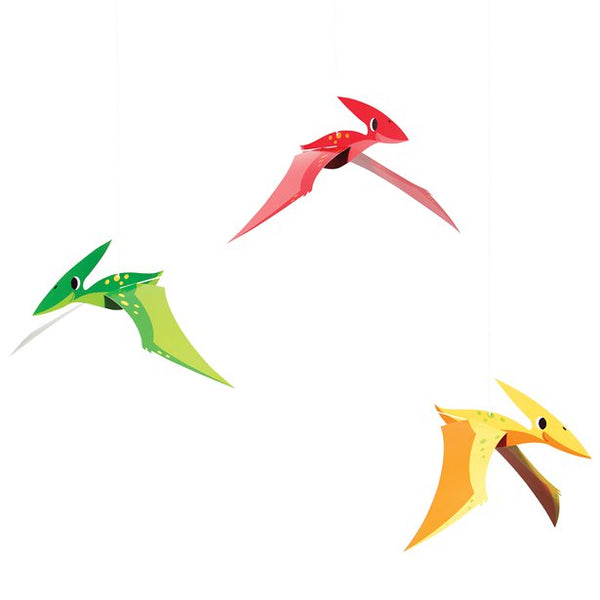 Dinosaur 3D Hanging Party Decorations