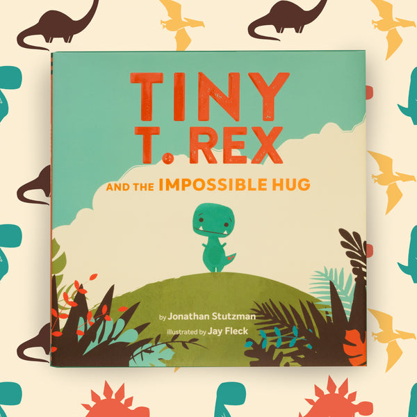 Tiny T.Rex and the Impossible Hug book