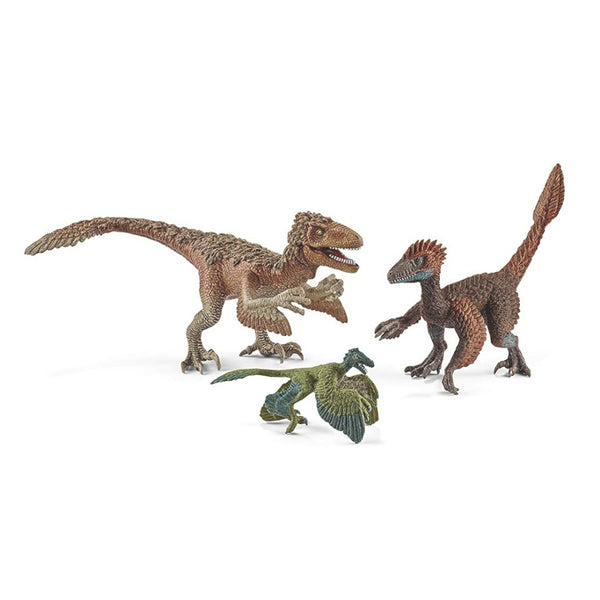 Schleich Feathered Raptors - set of 3