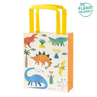Little Party Dino Party Bags 8 Pack