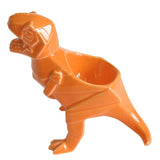 Dinosaur Orange Egg Cup - T-Rex
