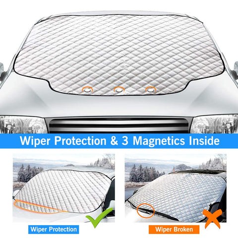 Magnetic WindScreen