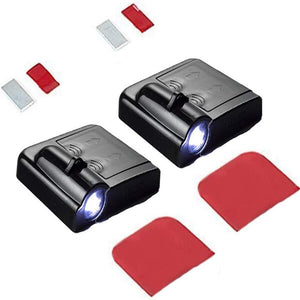 Led Car Logo Projector: Wireless Laser Door Projector to Welcome Your Passengers - Beeline-Xpress