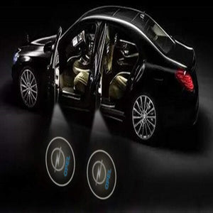 Led Car Logo Projector: Wireless Laser Door Projector to Welcome Your Passengers - For Opel - Beeline-Xpress