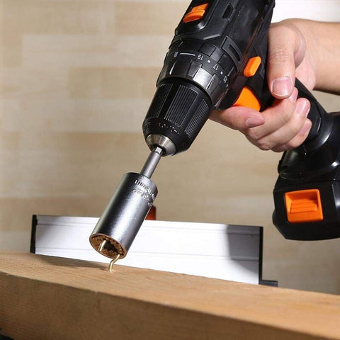 Hammer-smith Power Grip: Ingenious Universal Key for Screws, Nuts and Hooks of All Kinds