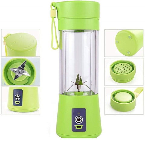 Portable Rechargeable Juicer: Enjoy Fresh Juice Anytime & Anywhere - Beeline-Xpress