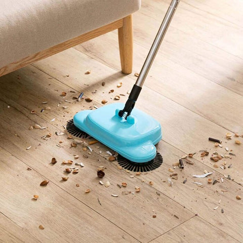 Image of Saug Weg: Revolutionary Sweeper That Sucks All Dirt