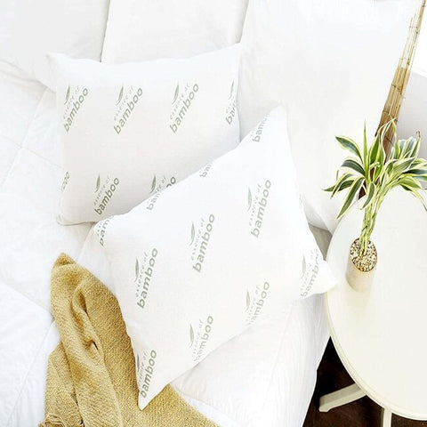 Bamboo Sleep : The First Shape-Remembering Pillow with Bamboo Fibers