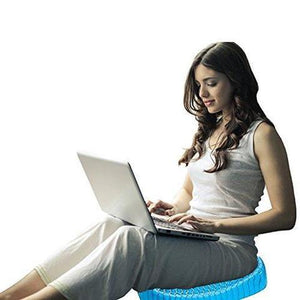 Easy-Sit : Ultra-comfortable, magic seat cushion for distribution of pressure points - Beeline-Xpress