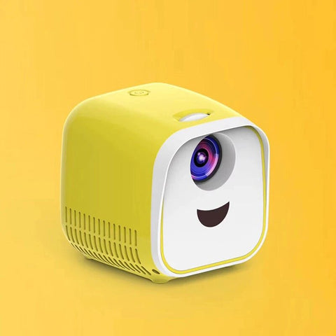 Mini New Generation Video Projector : Suitable for Home, Party, Children and Office