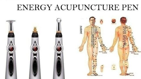 Image of Electric acupuncture massage pen