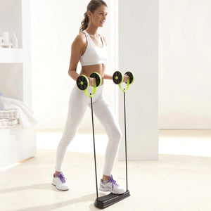 Fit'Rolls: 6-in-1 fitness device for a 100% efficient and quick result! - Beeline-Xpress