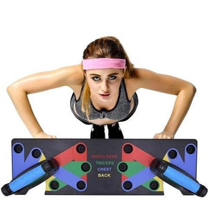 9 in 1 Push Up Support Training Board - Beeline-Xpress