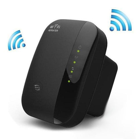 Plug & Surf: The Ultra Efficient WLAN Amplifier - - Beeline-Xpress