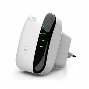 Plug & Surf: The Ultra Efficient WLAN Amplifier - WHITE - Beeline-Xpress