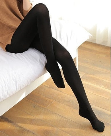 Image of Women's Strong Hard-Wearing Pantyhose: Prevents Sagging Hip - Beeline-Xpress