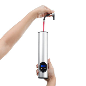 Mini Portable Electric Air Pump: The Smallest And Most Ergonomic