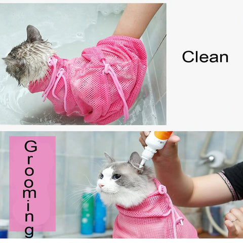 Image of Bathing & Grooming Pet Gloves