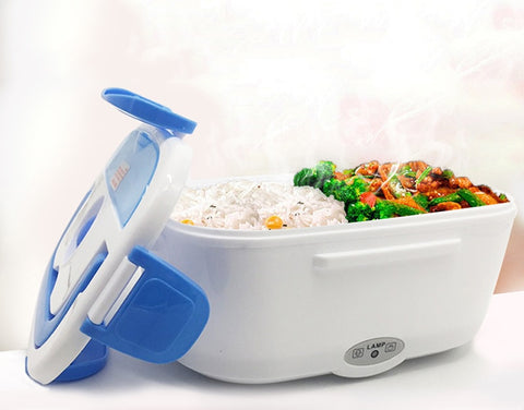 HotBox: Electric and Portable Lunchbox