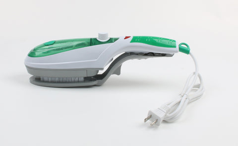 Steam Express: Handheld Portable Steam Iron Ideal for Everyday Wear and Travel