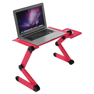 Adjustable Laptop Desk: Stand-Up and Stability Equipment - Beeline-Xpress