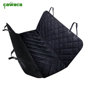 Dog Cat Car Seat Cover: Luxury waterproof car seat cover for dogs