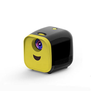 Mini New Generation Video Projector : Suitable for Home, Party, Children and Office - Black - Beeline-Xpress
