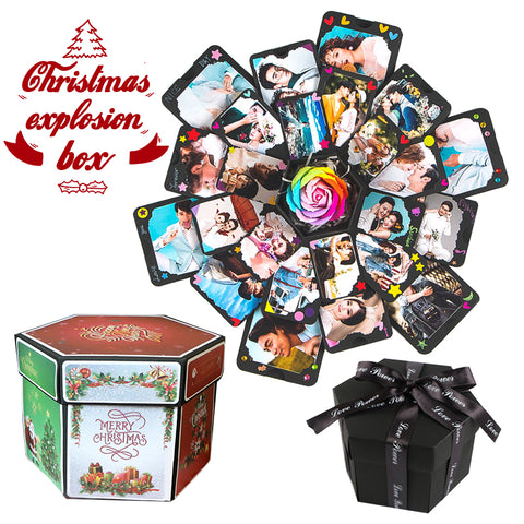 Image of Photo Album Box: Keep all your memories together - - Beeline-Xpress