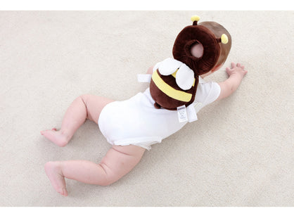 Baby Head Protector & Fluffy pillow: Head and back protector for baby - Beeline-Xpress