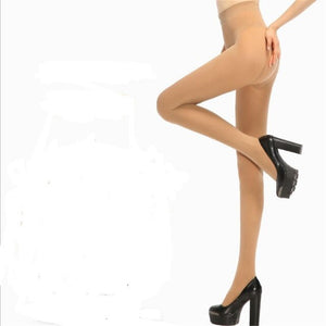 Women's Strong Hard-Wearing Pantyhose: Prevents Sagging Hip - Skin - Beeline-Xpress