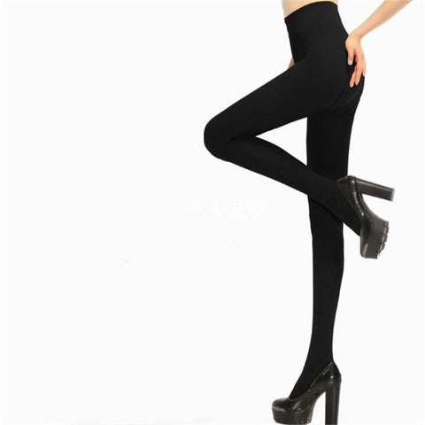 Women's Strong Hard-Wearing Pantyhose: Prevents Sagging Hip