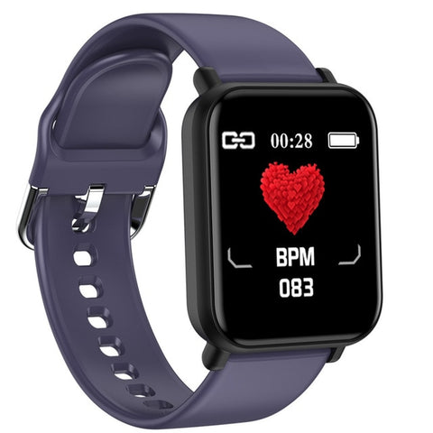 Image of Smart Watch: Fashionable and Monitors Dynamic Body Vitals