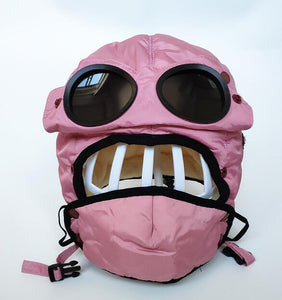 Unisex Winter Hat: Windproof, Warm, Waterproof and Ski Cap - pink / S(kids) - Beeline-Xpress