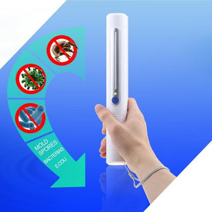 Portable UV Disinfection Lamp for Home & Travel, with LED UV - Default Title - Beeline-Xpress